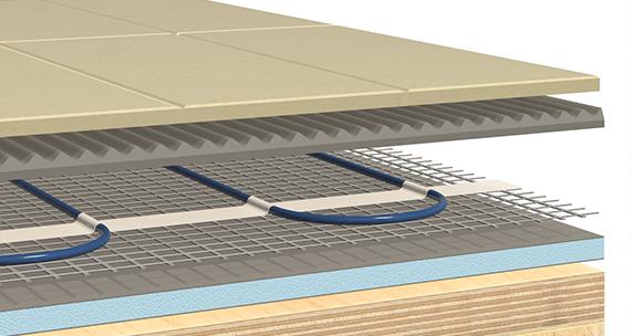 Ako nastavit elektricke podlahove kurenie